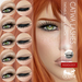 Oceane - Mesh Lashes Mix & Match Kissology [Catwa] 5&5
