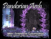 Pandorian Arch