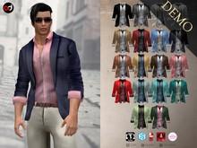A&D Clothing - Blazer -Paolo-  DEMOs