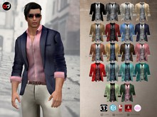 A&D Clothing - Blazer -Paolo-  FatPack