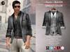 A&D Clothing - Blazer -Paolo- Stone