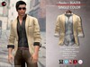 A&D Clothing - Blazer -Paolo- Beige