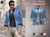 A&D Clothing - Blazer -Paolo- Blue
