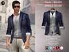 A&D Clothing - Blazer -Paolo- Navy