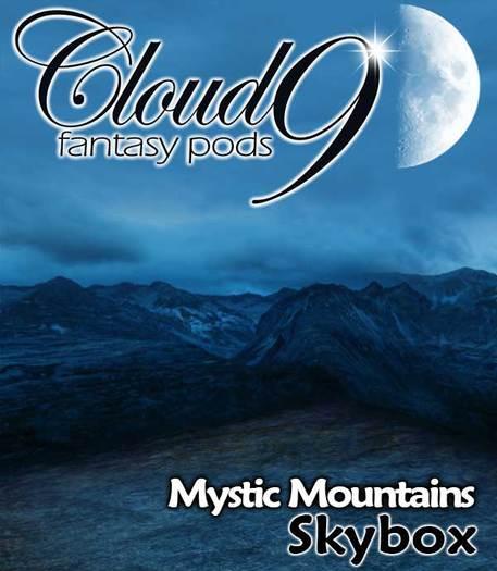 MG - Mystic Mountains Skybox - 60x30x24
