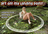 Vendor image landing zone dispersal