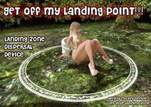 [cloudBottle] Landing Sweeper to clear landing point traffic device
