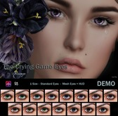 MESANGE - The Crying Game Eyes BEAUTY PACK