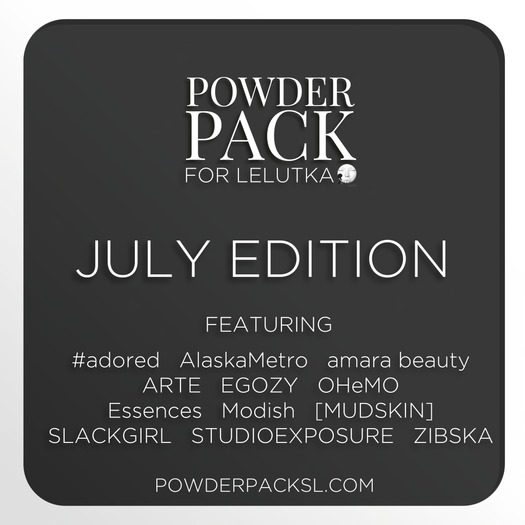 Powder Pack for LeLutka July Edition