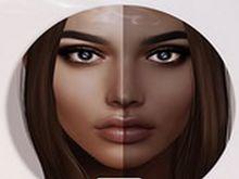 05 HUD_Genesis_Lab_Skin_FLOR - SET 2 (Chocolate+Toffee)