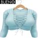 BUENO - Hoody - Sky - Belleza, Freya, Isis, Slink, Hourglass, Fit Mesh