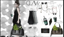 C L A Vv. My Edgy Look - Clutch