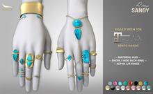 CODEX_BENTO SANDY RINGS (Maitreya) (wear)