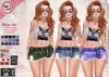 :: No Cabide :: Naira Set - Top - Hud - Skirt 15 Models