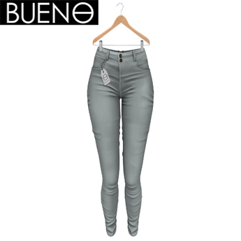 BUENO - Spring Pants - Gray - Belleza, Freya, Isis, Slink, Hourglass, Fit Mesh