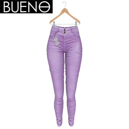 BUENO - Spring Pants - Lilac - Belleza, Freya, Isis, Slink, Hourglass, Fit Mesh