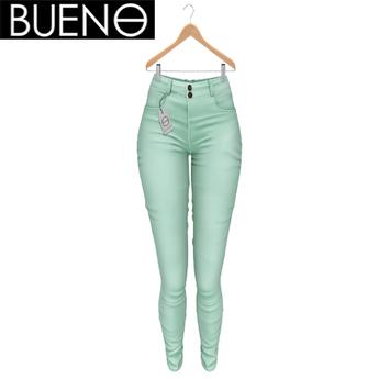 BUENO - Spring Pants - Mint - Belleza, Freya, Isis, Slink, Hourglass, Fit Mesh