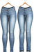 Blueberry - DWL Jeans - Classic Pack - Bluefun
