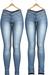 Blueberry - DWL Jeans - Classic Pack - Maitreya, Belleza (All), Slink Physique Hourglass - ( Mesh ) - Bluefun