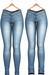 Blueberry - DWL Jeans - Classic Pack - Maitreya, Belleza (All), Slink Physique Hourglass - ( Mesh ) - Cutieblue