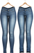 Blueberry - DWL Jeans - Classic Pack - Dark Blue