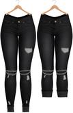 Blueberry - DWL Jeans - Fun Pack - Black