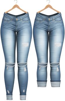 Blueberry - DWL Jeans - Fun Pack - Cutieblue