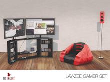 Lay-zee Gamer Set FATPACK