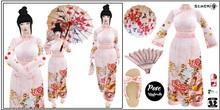 ::ZB:: Sayoko Kimono Outfit
