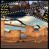 (Skill Tracks) Beginner Motorcycle Track