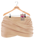 Syline Skirt Beige - adorsy
