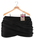 Syline Skirt Black - adorsy
