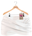 Syline Skirt White - adorsy