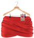 Syline Skirt Red - adorsy