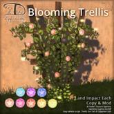 [DDD] Blooming Trellis