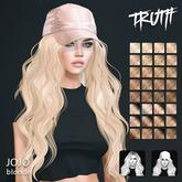 TRUTH JoJo - Blonde (Fitted Mesh Hair)