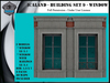 Icaland - Building Set 9 - Window