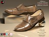 A&D Clothing - Shoes -Milano- Brown