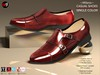 A&D Clothing - Shoes -Milano- Burgundy