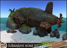 Submarine set contents