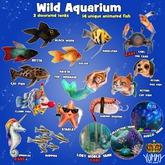 (Yummy) Wild Aquarium (FULL SET)