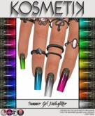 .kosmetik - Summer Gel Nails.glitter