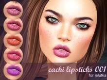 <cachi> Lelutka lipsticks 001