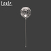 tarte. balloon light (black bokeh)