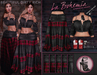 *B.D.R.* La Bohemia Alternative Version / Complete Outfit
