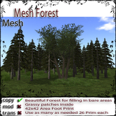 @Incendia Mesh Forest