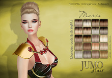 .:JUMO:. Maria Hair Blondes