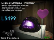 [TB] Meeroo HUD Relay v1 - Heart (boxed)