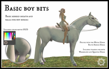 Jinx : Basic Boy Bits for WH Riding Horse