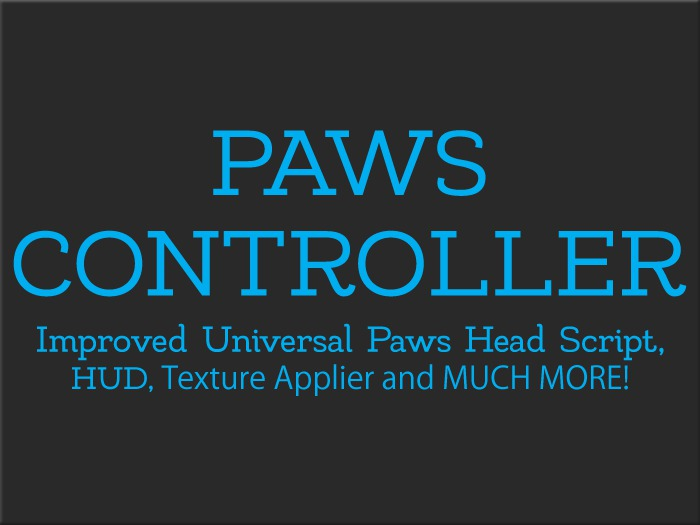 Paws Controller - Extended Paws Functionality
